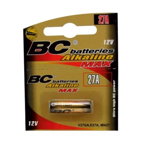 Alkalna baterija 27A 12V