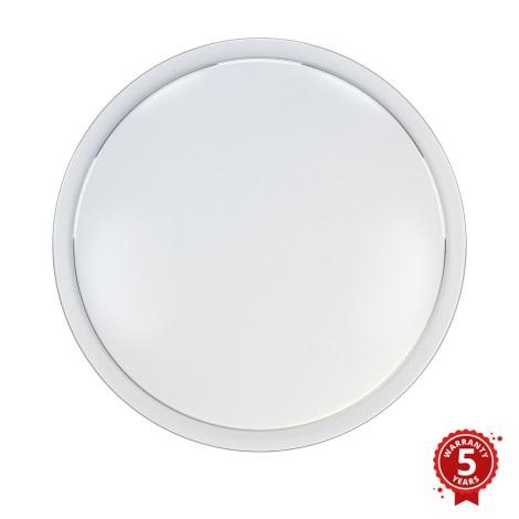 APLED - LED Stropna svetilka s senzorjem LENS R TRICOLOR LED/18W/230V IP41+ zasilni način