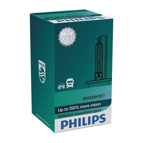 Avtožarnica Philips XENON X-TREMEVISION 85415XV2C1 D1S PK32d-2/35W/85V