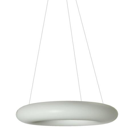 Azzardo AZ1317 - LED Lestenec na vrvici NAPOLI 1xLED/120W/230V