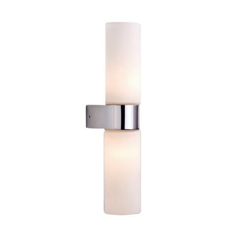 Azzardo AZ1603 - Kopalniška stenska svetilka GAIA 2xG9/33W/230V IP44