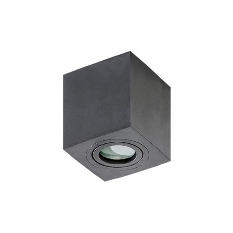 Azzardo AZ2878 - Kopalniška stropna svetilka BRANT 1xGU10/50W/230V IP44