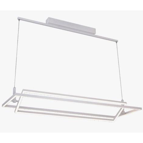 Azzardo AZ2911 - LED Zatemnitveni lestenec na vrvici VIENA 1xLED/70W/230V