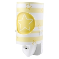 Dalber 63193L - LED svetilka za vtičnico DREAM LED/0,3W/230V