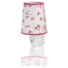 Dalber 81175S - LED Lučka za vtičnico DREAM FLOWERS LED/0,3W/230V