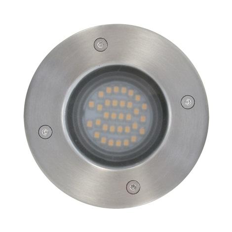 EGLO 18641 - LED Zunanja svetilka za dovozno pot UNION 1xLED/2,5W/230V IP65