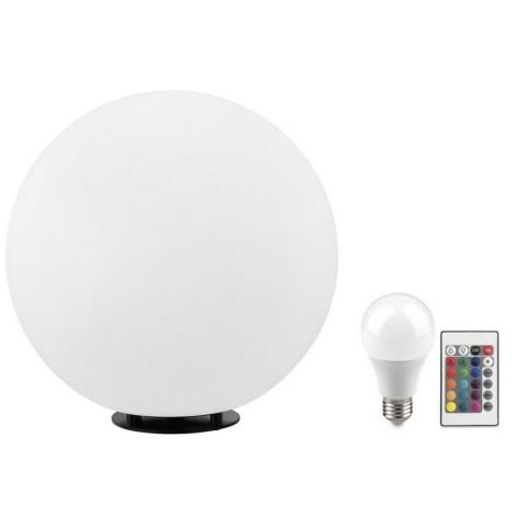 Eglo 32997 - LED RGB Zunanja stoječa svetilka MONTEROLO 1xE27/9W/230V IP65 ø300