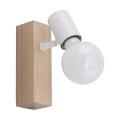 Eglo 33168 - Stenska svetilka TOWNSHEND 3 1xE27/10W/230V