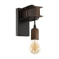 Eglo 43152 - Stenska svetilka TOWNSHEND 1xE27/10W/230V