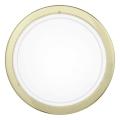 Eglo 45534 - Stropna svetilka PLANET 1xE27/60W/230V zlata