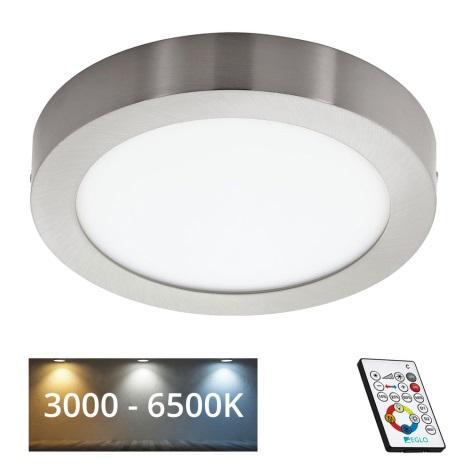 Eglo 78769 - LED Zatemnitvena stropna svetilka TINUS 1xLED/21W/230V