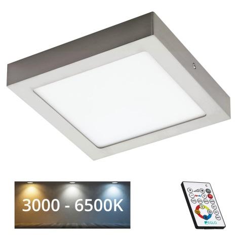 Eglo 78771 - LED Zatemnitvena stropna svetilka TINUS 1xLED/21W/230V