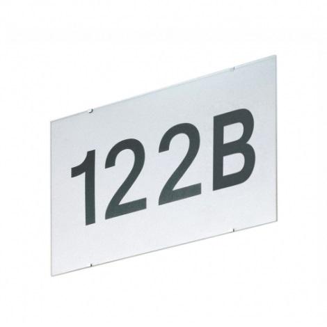 EGLO 87137 - Hišna številka CINEMA - tablica