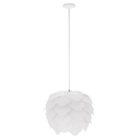 Eglo 92888 - Obesna stropna svetilka FILETTA E27/60W/230V