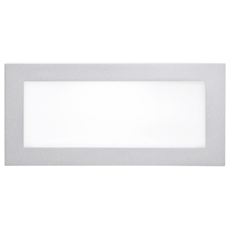 Eglo 93653 - LED Vgradna svetilka GLENN 2xLED/2,5W/230V