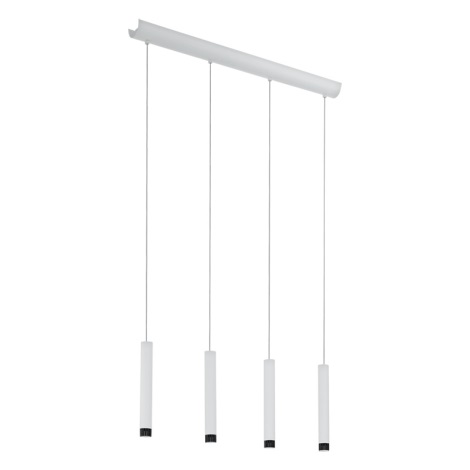 Eglo 93797 - LED viseča svetilka RAPARO 4xLED/5W/230V