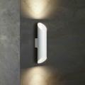 Eglo 94802 - LED Zunanja svetilka AGOLADA 2xLED/3,7W/230V IP44