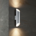 Eglo 94803 - LED zunanja svetilka AGOLADA 2xLED/3,7W/230V IP44