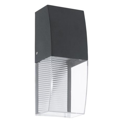 Eglo 95992 - LED Zunanja stenska svetilka SERVOI LED/3,7W IP44