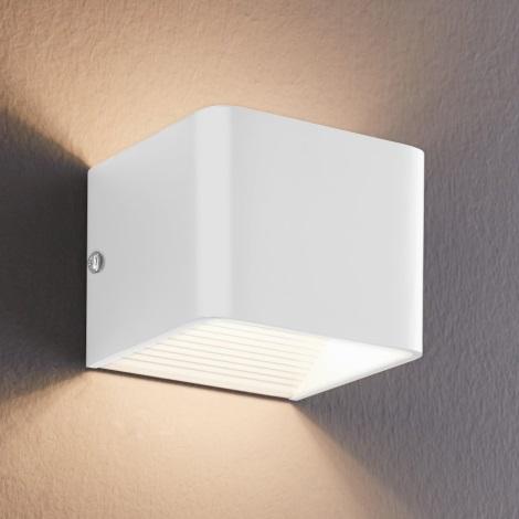 Eglo 96046 - LED stenska svetilka SANIA 3 LED/6W/230V