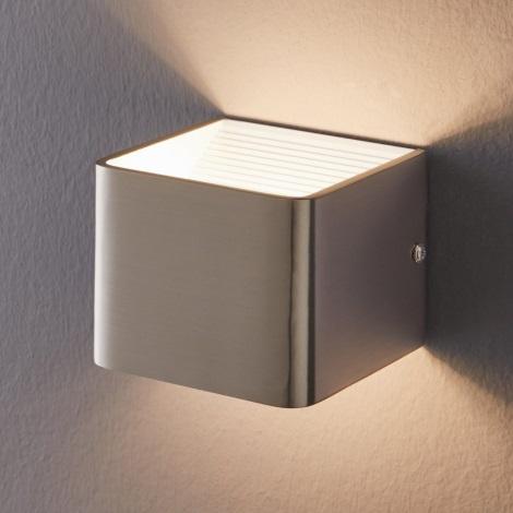 Eglo 96047 - LED stenska svetilka SANIA 3 LED/6W/230V