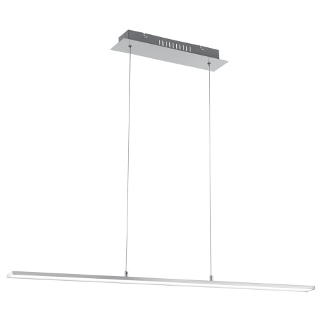 Eglo 97061 - LED Lestenec na vrvici FLAGRANERA 1xLED/22W/230V