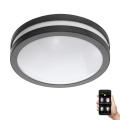 Eglo 97237 - LED Zatemnitvena kopalniška stropna svetilka LOCANA-C LED/14W/230V