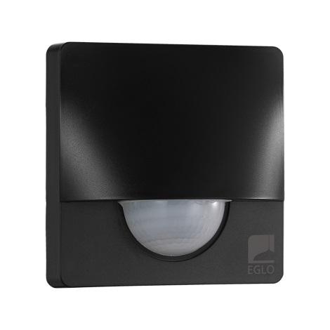 Eglo 97465 - Zunanji senzor gibanja DETECT ME 3 12 m črn IP44