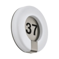 Eglo 98147 - LED Hišna številka MARCHESA LED/15W/230V IP44