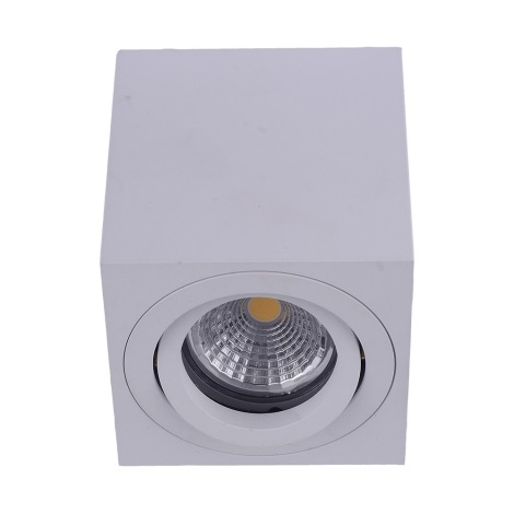 Emithor 48608 - Stropni reflektor SURFACE 1xGU10/50W/230V