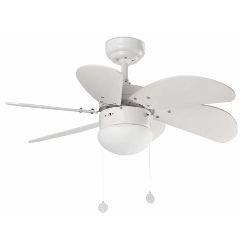 FARO 33180 - Stropni ventilator PALAO 1xE14/40W/230V
