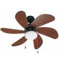FARO 33185 - Stropni ventilator PALAO 1xE14/40W/230V
