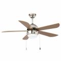 FARO 33319 - Stropni ventilator VENETO 1xE27/40W/230V