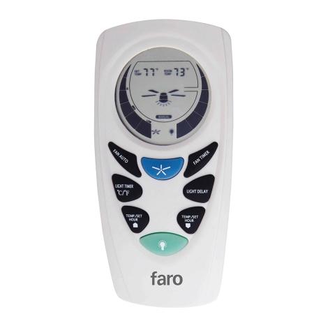 FARO 33937 - Programabilen daljinski upravljalnik za stropne ventilatorje
