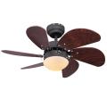 Globo 03800 - Stropni ventilator RIVALDO 1xE14/60W/230V