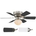 Globo 03803 - Stropni ventilator UGO 1xE27/60W/230V