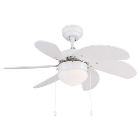 Globo - Stropni ventilator 1xE14/60W/230V