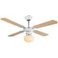 Globo - Stropni ventilator 1xE27/60W/230V