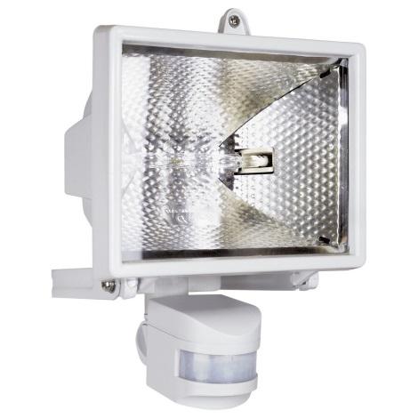 Halogenski reflektor s senzorjem ELRO 1xR7s/400W/230V IP44