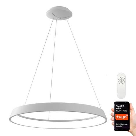 Immax NEO 07079L - LED Zatemnitveni lestenec na vrvici LIMITADO LED/39W/230V 60 cm + Daljinski upravljalnik Tuya