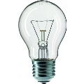 Industrijska žarnica CLEAR E27/75W/240V