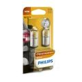 KOMPLET 2x Avto žarnica Philips VISION 12814B2 BA15s/10W/12V