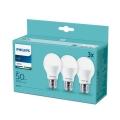 Komplet 3x LED Žarnica Philips E27/7W/230V 3000K