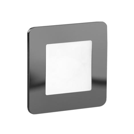 LDST DI-01-CB-BC9 - LED Stopniščna svetilka DIANA 1xLED/1,2W/230V 3500K