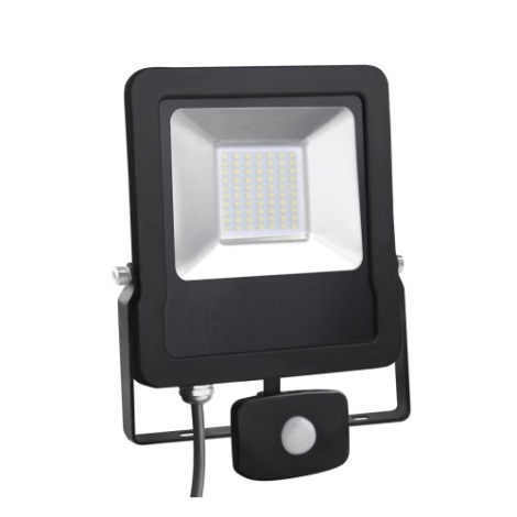 LED Reflektor s senzorjem LED/10W/220-240V 4500K IP65