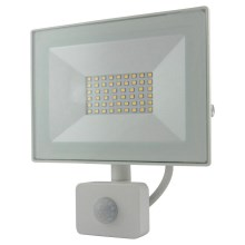 LED Reflektor s senzorjem LED/30W/230V IP64 2400lm 4200K