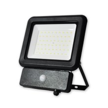 LED Reflektor s senzorjem LED/50W/230V IP65 4000K