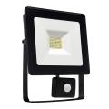 LED reflektor s senzorjem NOCTIS LUX LED/20W/230V IP44