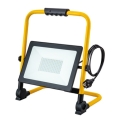 LED Reflektor s stojalom ADVIVE WORK LED/100W/230V IP65
