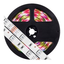 LED RGB Zatemnitveni trak 5m LED/14,4W/12V IP54